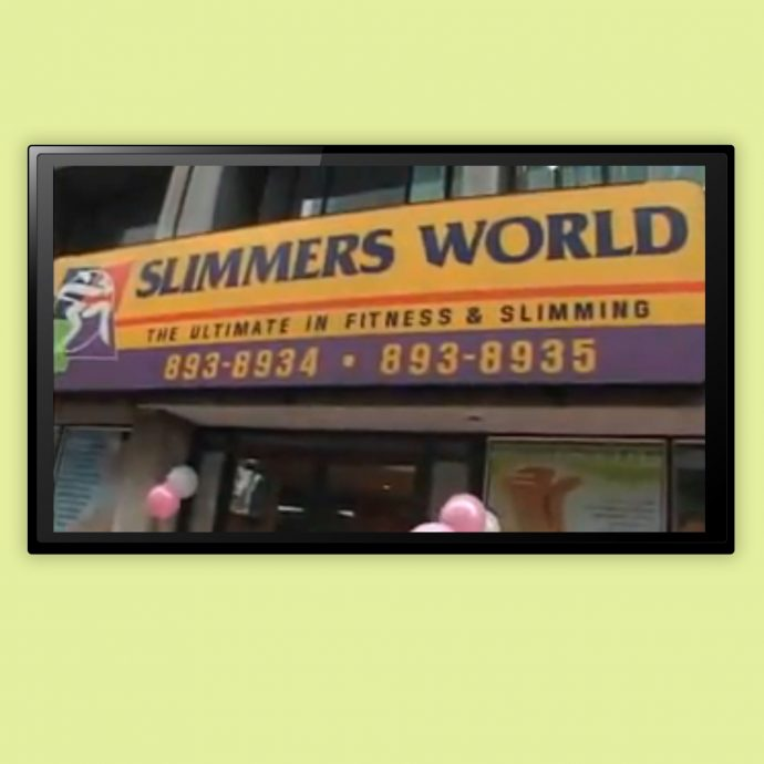 SLIMMERS WORLD INTERNATIONAL