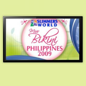 Slimmers World Miss Bikini Philippines 2009 Press Launch - 1